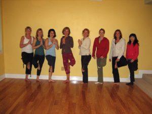 yoga room yogi