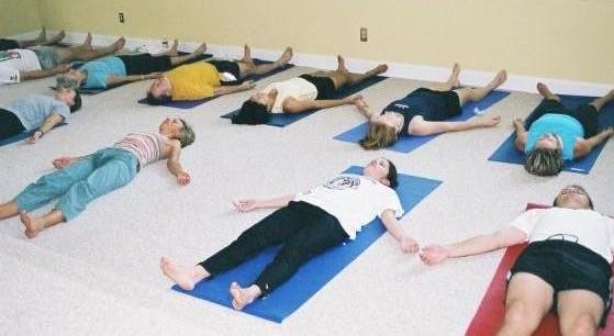 Savasana Yoga provides Deep relaxation & stress relief