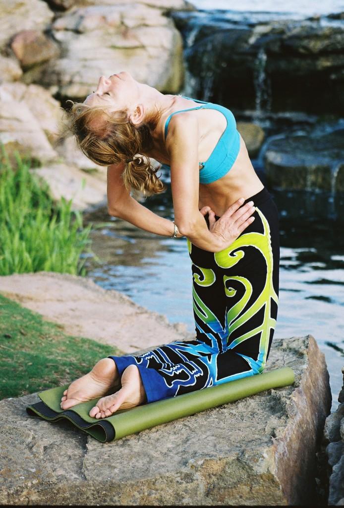 Charmaine van Niekerk - Yoga Instructor